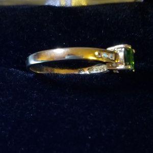 14k YG ring